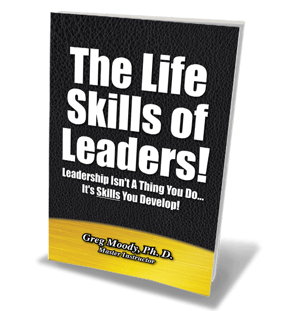 Life Skills of Leaders book
