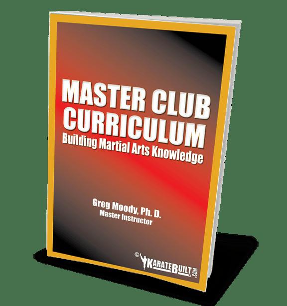 Master Club Curriculum book